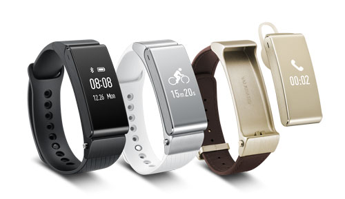MWC 2015: Huawei introduces the Talkband B2 activity smartband