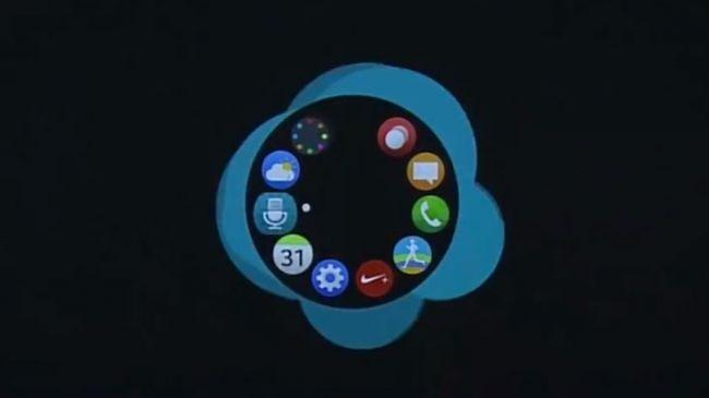 GearS2-Interface