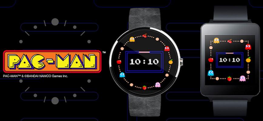 pacman_smartwatch-face