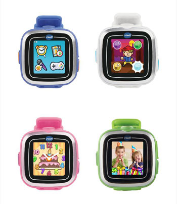 Vtech_kiddyzoom_smartwatch_colors