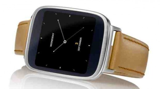 Apple Watch VS Asus ZenWatch 2