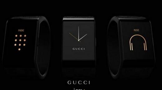 Fancy a Gucci Smartwatch ?